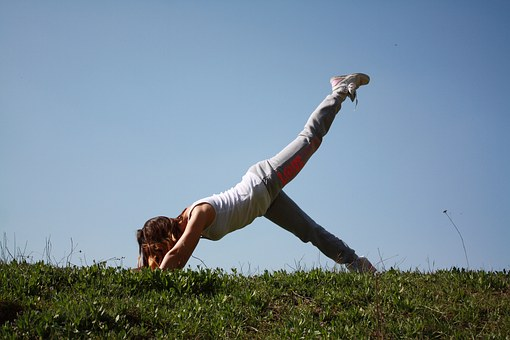 belly toning exercise